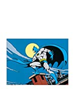 Artopweb Panel Decorativo DC Comics Gotham City Multicolor