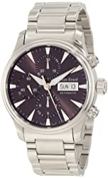 Louis Erard Men's 78259AA03.BMA05 Heritage Chronograph Automatic Watch