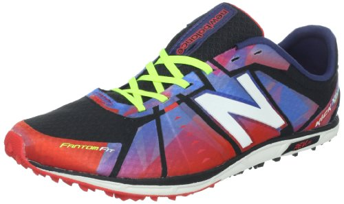 New Balance Men's M1080 Running Shoe,SilverRed,10.5 4E US