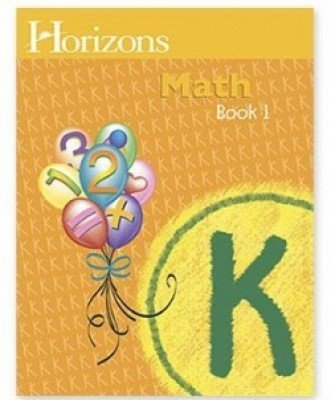Horizons Mathematics K, Book 1 (Lifepac) (Horizons Math 1 compare prices)