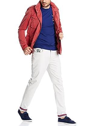 Pepe Jeans London Pantalón Fitzeroy (Blanco)