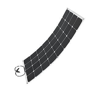 Renogy RNG-100DB-FBA 100W Monocrystalline Bendable Solar Panel