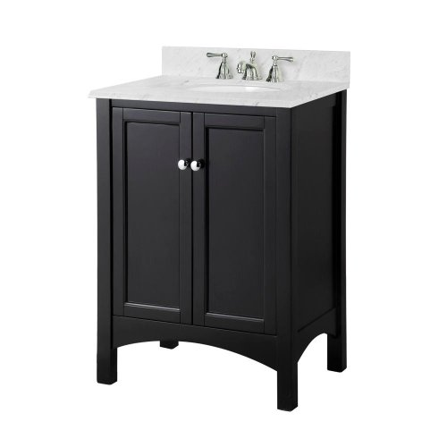 Foremost Trea2418 Haven 24 Inch Width X Depth X 34 Inch Height Vanity Cabinet