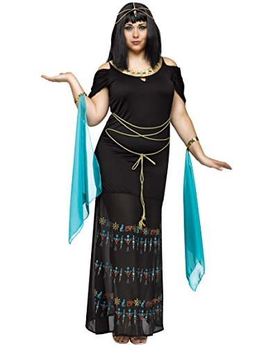 Fun World Plus Size Egyptian Queen Costume