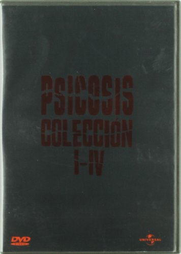 Psicosis Collection I-Iv [DVD]