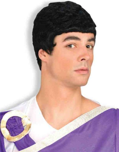 Black Caesar or Roman Wig
