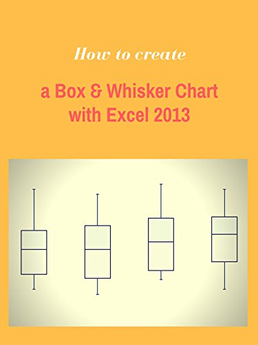 How to create an Excel Box and Whisker Chart