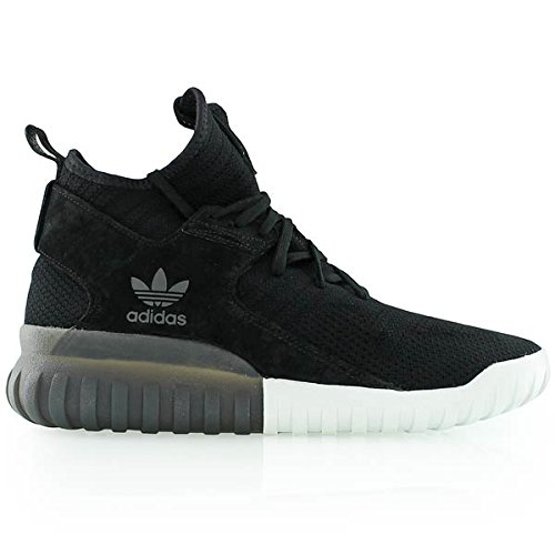 adidas Tubular X Primeknit Black Grey White 42.5 thumbnail