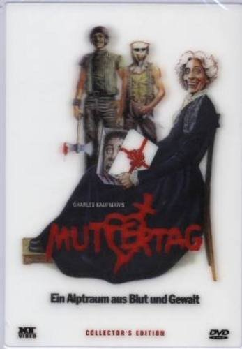 Mother's Day / Muttertag - 3D-Holocover Steelbook
