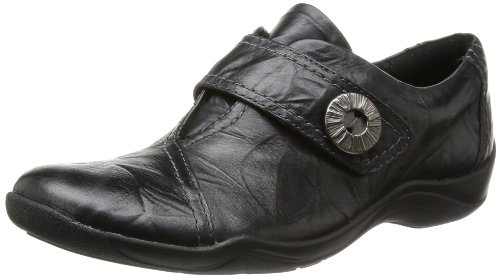 Clarks Kelita Betty, Mocassini donna Nero nero One Size Fits All, Nero (nero), 41