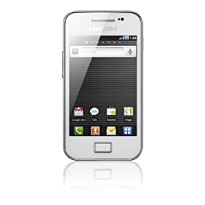 Samsung S5830i Galaxy Ace (pure-white) sim-free, unbranded