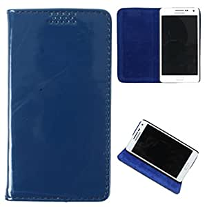For Sony Xperia Neo L - DooDa Quality PU Leather Flip Case Cover With Smooth inner Velvet To Keep Screen Scratch-Free