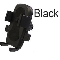 LipiWorld Hot Selling Car Mobile Holder/Stand Mount Bracket Holder Stand-Black