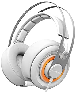 Steelseries Elite 51151 Micro-Casque PC Gaming 7.1 Blanc