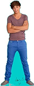 LOUIS TOMLINSON of ONE DIRECTION 1D Lifesize Cardboard Standup Standee Cutout Poster Figure by HOLLYWOODPROP
