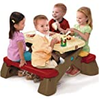 Step 2 Play Up Fun Fold Picnic Table