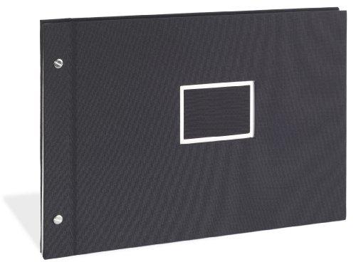 digital-classic-album-a4-nero-je-20-fogli-di-custodie-trasparenti-e-cartoncino-foto-libro-per-inseri
