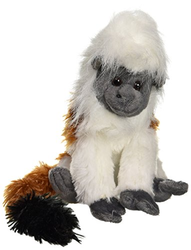 Wild Republic CK-Mini Cottontop Tamarin Plush