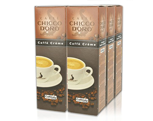 Purchase 60 Chicco d'Oro Coffee Capsules CAFFÈ CRÈME by Caffè Chicco d'Oro