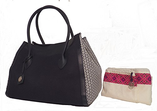 Tory Burch Bag Savannah Printed Canvas Tote $395