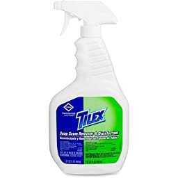 Clorox Tilex Soap Scum Remover - Liquid Solution - 32 fl oz (1 quart)