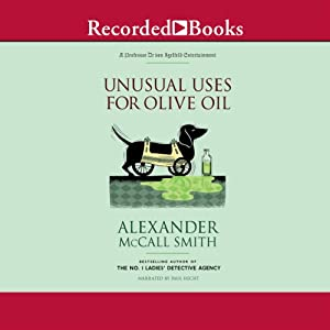 Unusual Uses for Olive Oil | [Alexander McCall Smith]