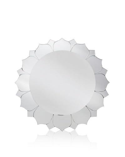 Beveled Sunflower Mirror