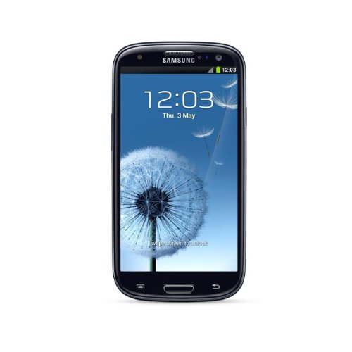 Samsung Galaxy S III I9300 16Gb Black WiFi Android Unlocked Cell Phone