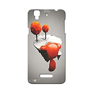 BLUEDIO Designer Printed Back case cover for Micromax Yu Yureka - G5358