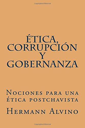 Etica, Corrupcion y Gobernanza