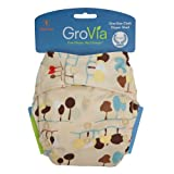 GroVia Snap Diaper Shell System, Nature