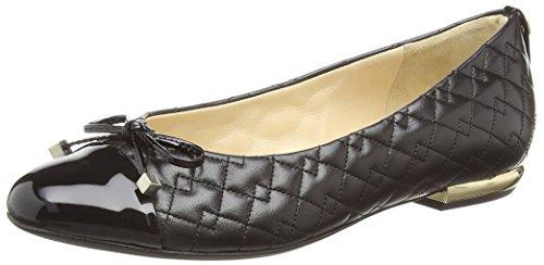 HÖGLBallerina - Ballerine donna , Nero (Black (0100 Black)), 38.5