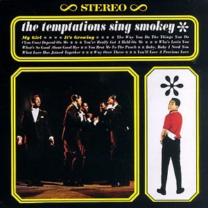 The Temptations Sing Smokey artwork