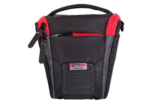 Apollo Toploader Bumper Protection SLR and CSC Camera Bag -