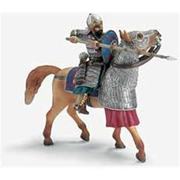 schleich-70040-Figurine Piquier à cheval