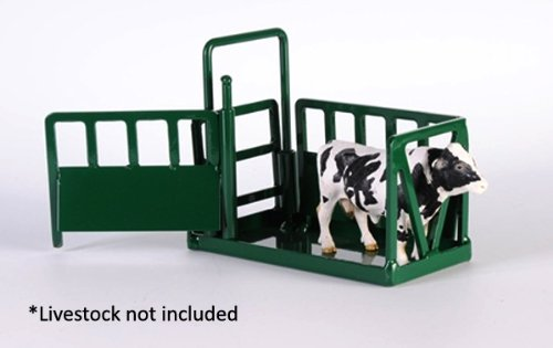 Toy Squeeze Chute Green