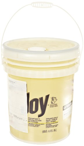 Joy 02301 Lemon Scent Manual Pot and Pan Detergent, 5 Gallons (Five Gallon Pot And Pan Detergent compare prices)