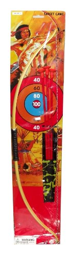 Indian Archery Target Game 28in-7 piece