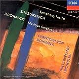 """Shostakovich:Sym. 10von """"Dohnanyi/Co"""""""