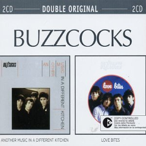 Buzzcocks - Love Bites / Another Music In A Different Kitchen