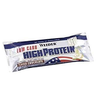 Weider 40% Protein Low Carb Bar 20 Riegel á 100g