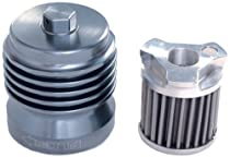 PC Racing PCS2 Flo  Stainless Steel Reusable Oil Filter