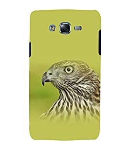 printtech Nature Bird Eagle Back Case Cover for Samsung Galaxy J1 (2016) / Versions: J120F (Global); Galaxy Express 3 J120A (AT&T); J120H, J120M, J120M, J120T Also known as Samsung Galaxy J1 (2016) Duos with dual-SIM card slots