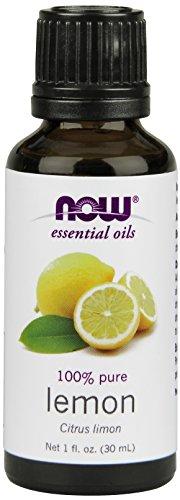 Now Foods Lemon Oil, 1 Ounce (Lemon Peel Oil compare prices)