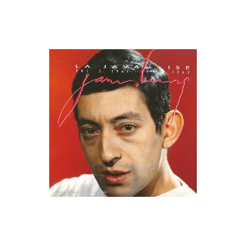 Serge Gainsbourg, Vol  2  La Javanaise preview 0