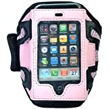 Sports / Gym / Workout iPhone Armband case ~Pink~ For Apple iPhone / iPod touch 2G 3G 3GS 8GB 16GB 32GB