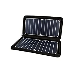 AspectSolar DUO-Flex2 Package Pro Solar Charger and Power Bank Battery