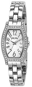 [フォリフォリ]FOLLI FOLLIE 腕時計 DEBUTANT シルバー文字盤 WF8A026BPS レディース 【並行輸入品】