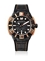 TechnoMarine Reloj de cuarzo Man Black Reef 45 mm