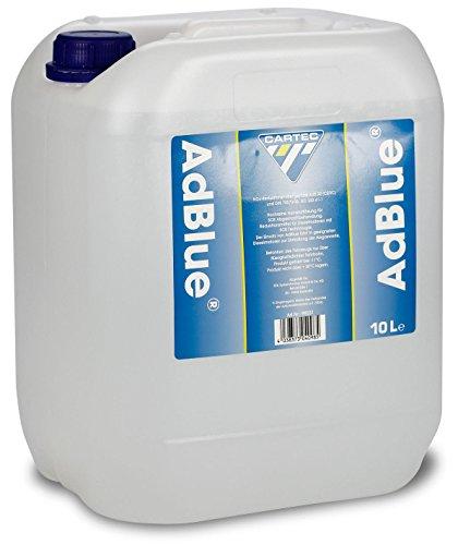 99231 AdBlue Hochreiner Harnstoff zur Abgasnachbehandlung, mit Einfüllhilfe, 10 L